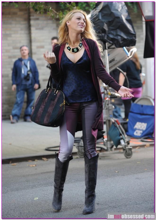 Gossip Girl Films In New York